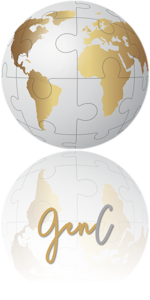 GenC Puzzle Globe